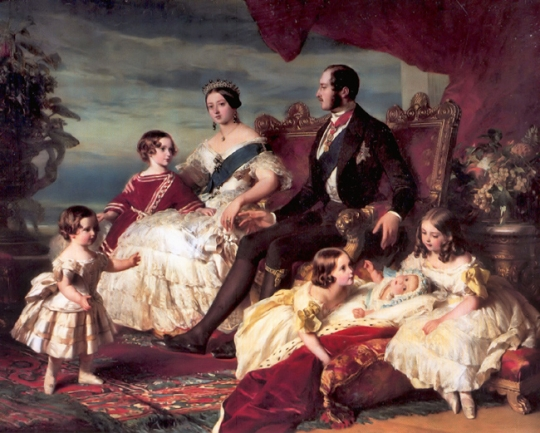 Family of Queen Victoria